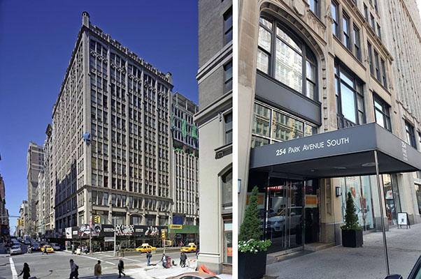 Две квартиры на 254 Park Avenue South
