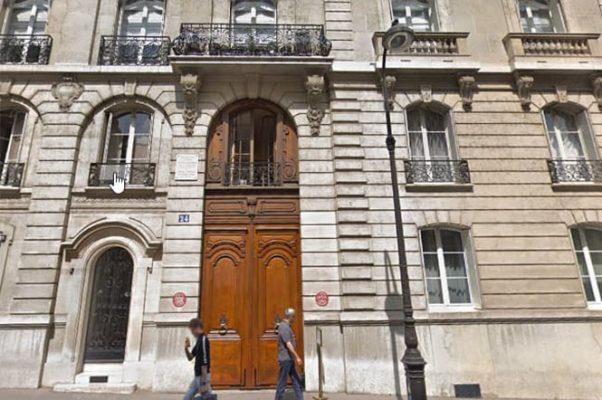 Rue Boissiere
