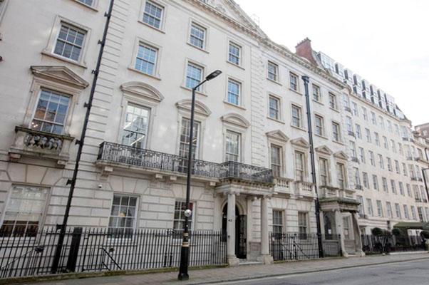 Upper Grosvenor Street