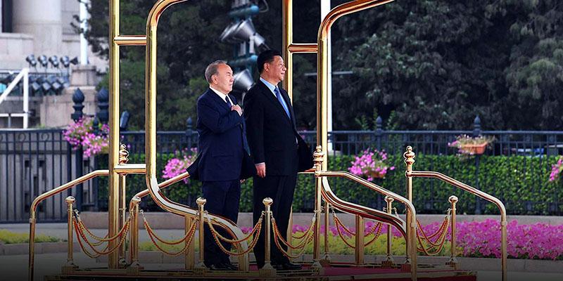 Сырьевая бочка Евразии